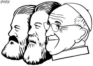 Francis and Marx
