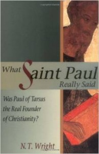 What St. Paul said