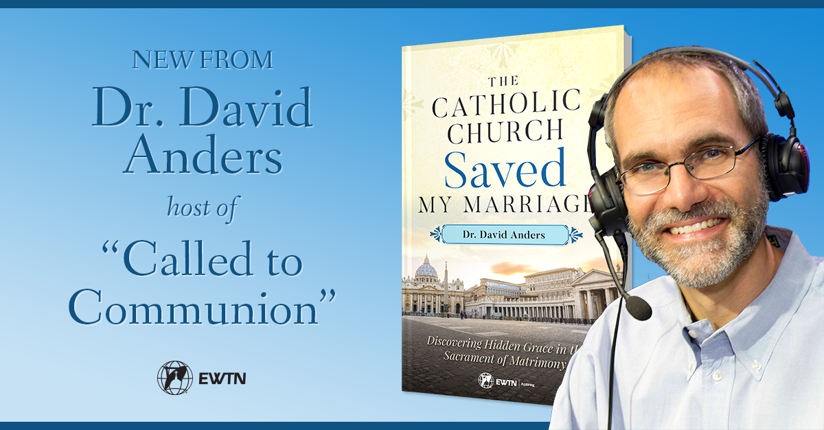 How the Catholic Church Saved My Marriage